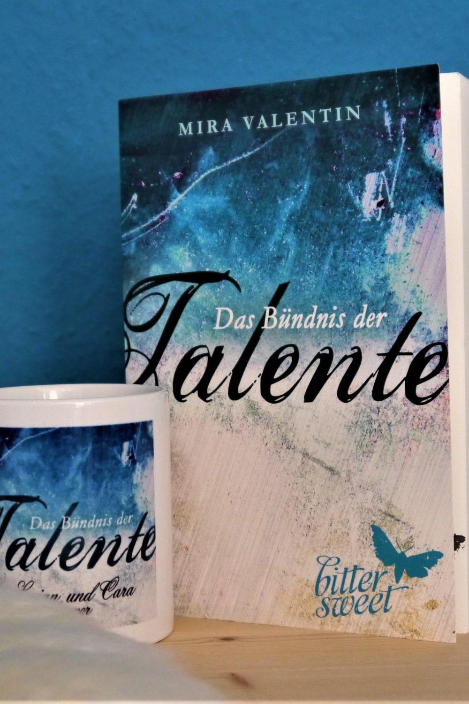 Das Bündnis der Talente, Mira Valentin, Carlsen Impress