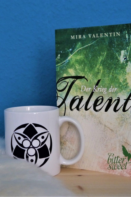 Der Krieg der Talente, Mira Valentin, Carlsen Impress