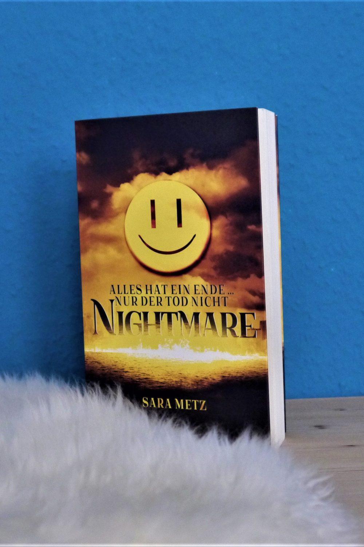 Nightmare, Sara Metz, Papierverzierer Verlag