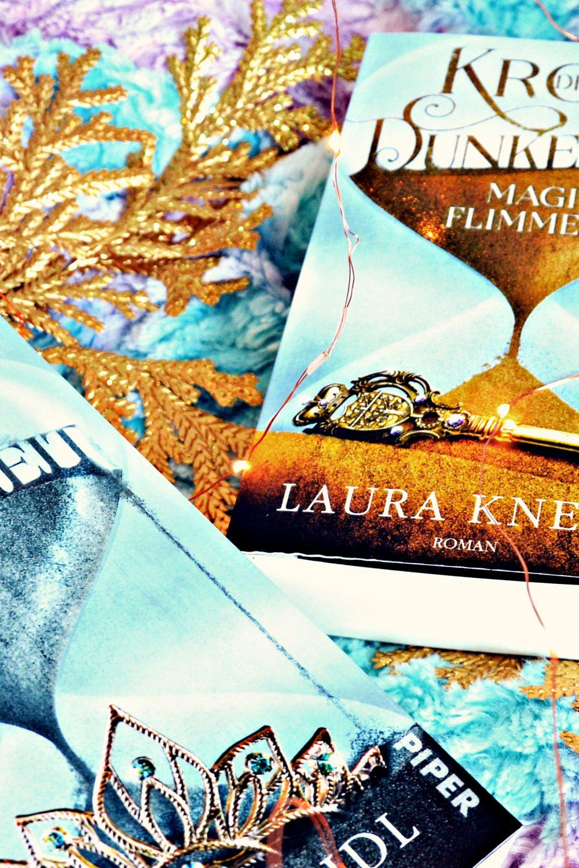 Kneidl, Laura - Release Die Krone der Dunkelheit Magieflimmern